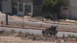 利比亞敵對派系爭奪機場 數十人喪生