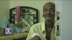 کراچی میں عمر رسیدہ افراد کی پناہ گاہ