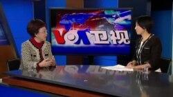 海峡论谈专访: 台湾前副总统吕秀莲谈国际妇女节与台湾新政局