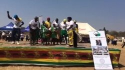 Abagida Emhlanganweni weZanu PF Interface Rally