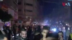 اسرائیل اور حماس میں جنگ بندی، غزہ میں فلسطینیوں کا جشن