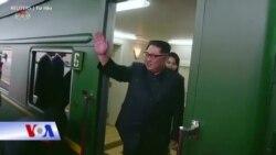Reuters: Kim đến VN bằng xe lửa, hội nghị tại Nhà khách Chính phủ