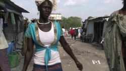 Population Under Pressure in South Sudan Opposition Territory
