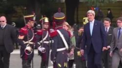 EE.UU. entrega documentos sobre dictadura argentina