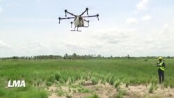 "La start-up nigériane ""Beat Drone"" tente de révolutionner l'agriculture"