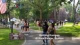 Warung VOA: Kuliah di Boston