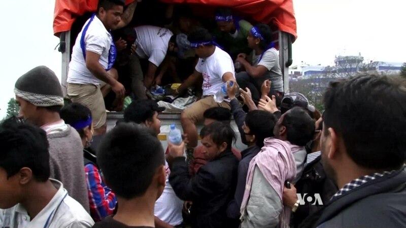 Nepal Officials Slammed Over Aid Response