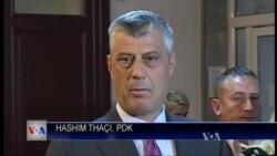 Kosovë-Bisedime për institucionet