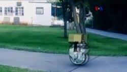 Robot de transporte terrestre