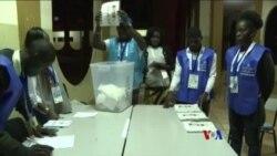 安哥拉人投票選舉桑托斯的繼任者(粵語)