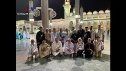 Keberangkatan Jemaah Calon Haji dari AS
