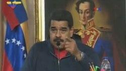 Maduro insta a la Fuerza Armada a prepararse