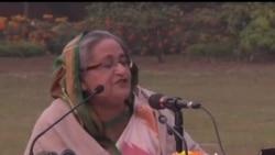2014-01-07 美國之音視頻新聞: 孟加拉總理為大選獲勝連任辯護