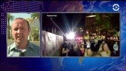 Несмотря на последние события, туристы и жители Лас-Вегаса чувствуют себя в безопасности