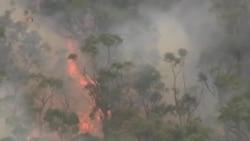 澳大利亞南部發生多宗山火
