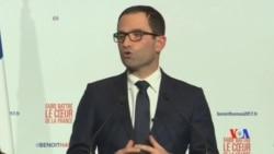2017-01-30 美國之音視頻新聞: 哈莫成為法國社會黨總統候選人
