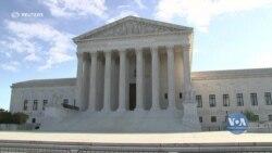 COVID-19. Верховний суд США тимчасово заборонив штату Нью-Йорк застосовувати обмеження на відвідування певних церковних зібрань. Відео