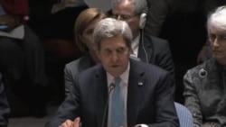 聯合國對敘利亞銷毀化武達成一致決議