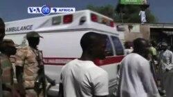 VOA60 Afirka: 'Yan Kungiyar Boko Haram Sun Kai Hari a Damaturu, Najeriya, Disamba 02, 2014