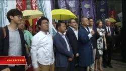 Thanh niên Hong Kong 'quay lưng' với Trung Quốc