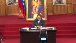 Se derrumba la producción petrolera venezolana
