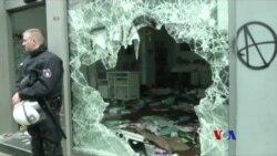 20國會場外發生暴力衝突 200多人受傷 (粵語)