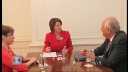 Amb amerikan per krime lufte ne Prishtine