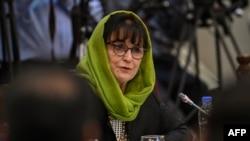 """دیبرا لاینز هشدار داده است که طالبان """"به طور آشکار از اعضای القاعده استقبال کرده و به آنان پناه داده اند."""""""