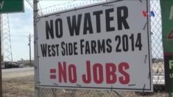 Bang California khô hạn cân nhắc nâng cấp hệ thống nước