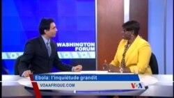 Washington Forum du 20.11.14: Ebola