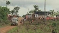 گزارش در مورد ویروس ایبولا