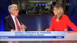 Foro Analiza: Deterioro de Derechos humanos en Venezuela