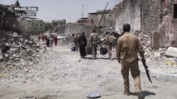 IS Female Suicide Bombers Pose as Refugees in Mosul