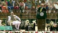VOA连线(莫雨): 特朗普宣布对印军售,对美印贸易协议表示乐观