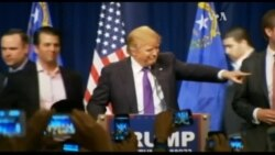 Один із цих двох може стати кандидатом у президенти США від республіканців. Відео
