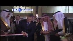 VOA60 Duniya: An Rantsar da Sarki Salman, Saudiyya, Janairu 23, 2015