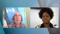 """AFS 2 outubro: """"A corrupção e o MPLA andam juntos"""", Navita Ngolo"""