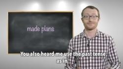 Everyday Grammar: Make