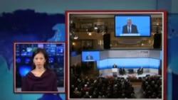 VOA连线:克里将出访中,韩处理朝鲜核问题