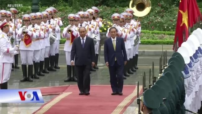 HRW kêu gọi Thủ tướng Nhật 'đề cao nhân quyền' khi thăm Việt Nam