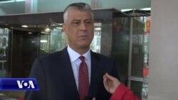 Presidenti i Kosovës Hashim Thaçi takohet me Sekretarin e Shtetit, Mike Pompeo