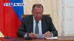 Manchetes Americanas 14 Maio: Pompeo em Moscovo garantiu a Lavrov que Trump está empenhado em melhorar relacionamento