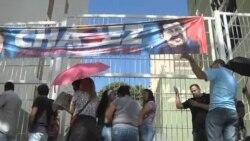 委內瑞拉人民星期日投票選舉總統