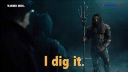 Học tiếng Anh qua phim ảnh: I dig it - Phim Justice League (VOA)