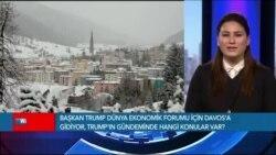 Dünya Ekonomik Forumu Toplantıları Davos'ta Başlıyor