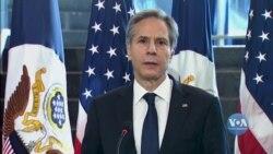 Блінкен: Америка завдяки дипломатії має повернути собі лідерські ролі у світі. Відео