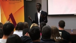Rwandan Genocide Survivors Share Memories to Educate US Students
