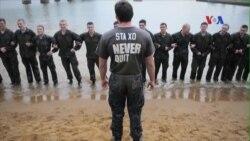Học viên nước ngoài trải nghiệm giáo dục tại Học viện Hải quân Mỹ