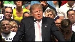 共和党大选角逐者准备第一场电视辩论