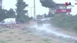 Saldırıdan Sonra Kilis Elbeyli Sınır Kapısı